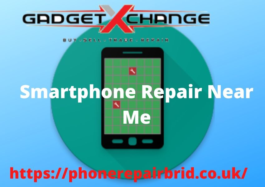 Smartphone Repair near Me